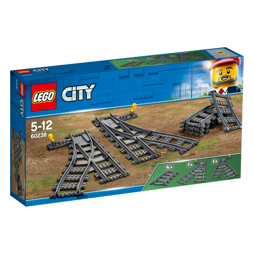 LEGO® City - Switch Tracks (60238)