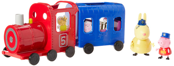 Peppa Pig - Miss Rabbit's Train and Carriage