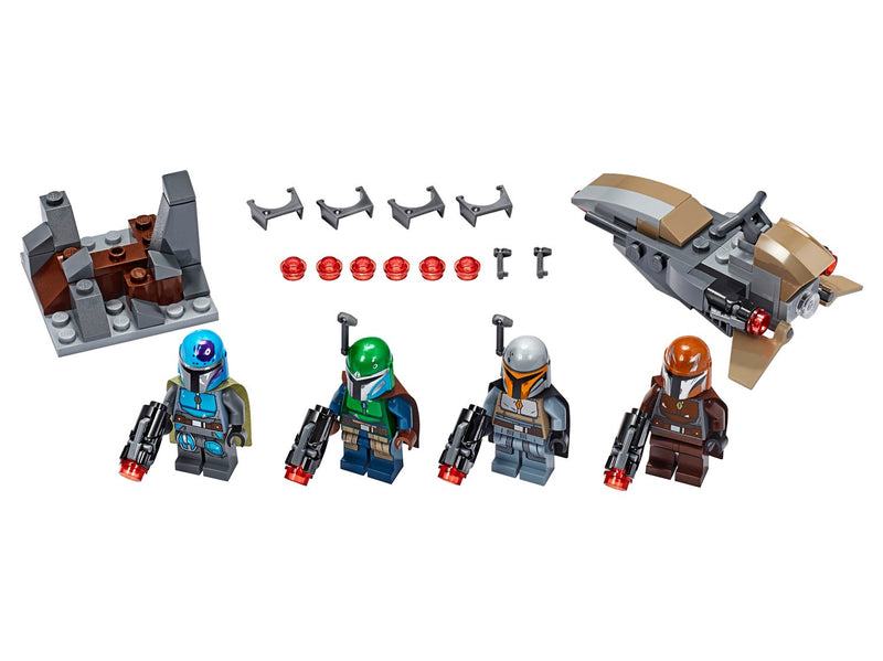 LEGO® Star Wars - Mandalorian™ Battle Pack (75267)