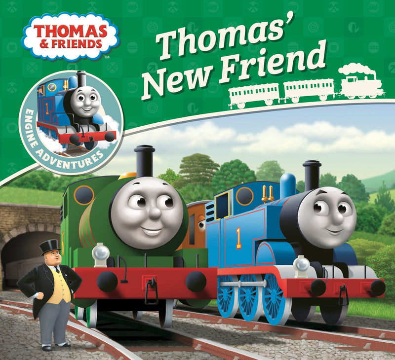 Engine Adventures - Thomas' New Friend