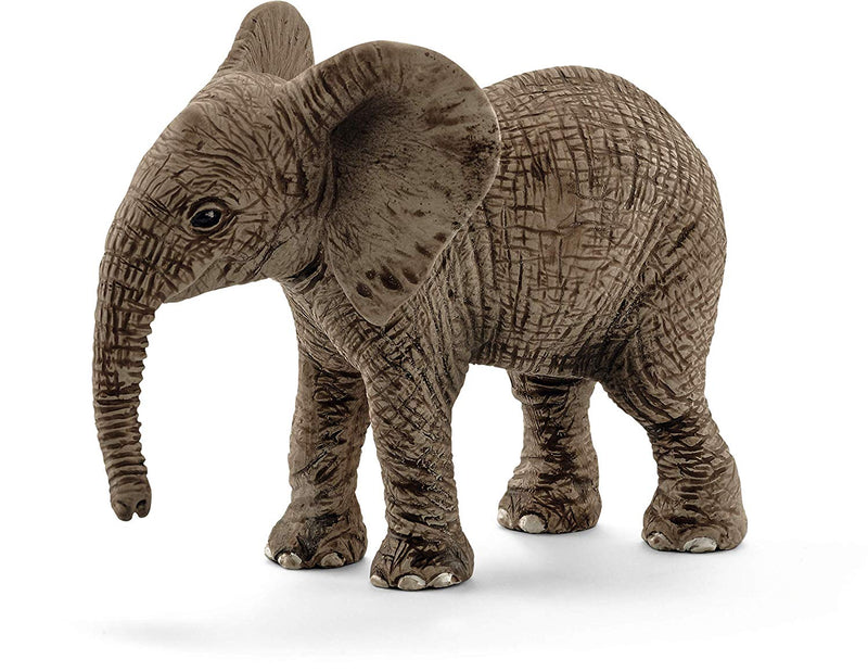 Schleich - African Elephant Calf (14763) - Toot Toot Toys