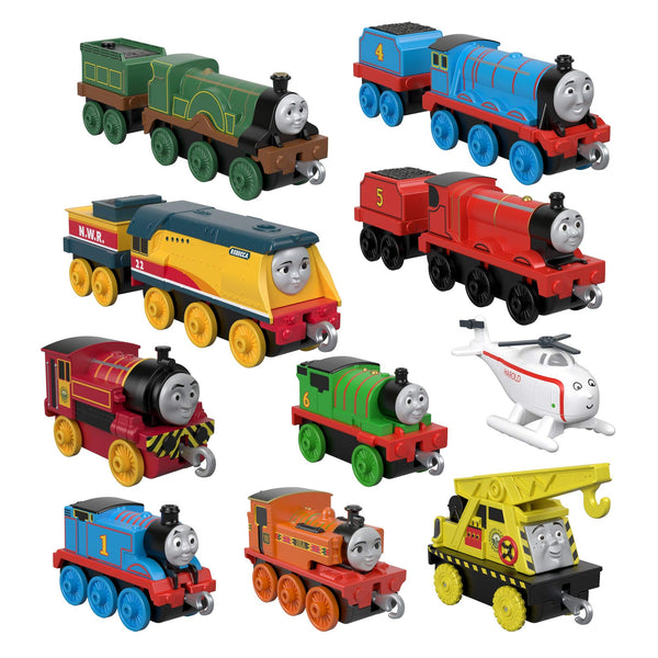 Trackmaster - Sodor Steamies