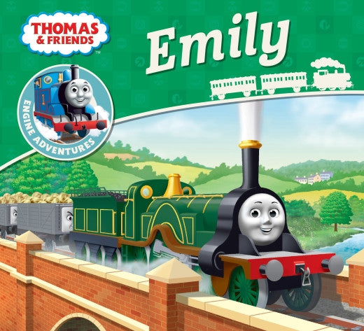 Engine Adventures - Emily - Toot Toot Toys