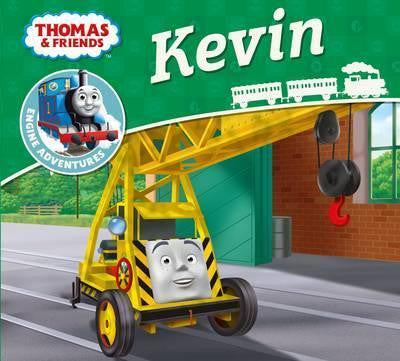 Engine Adventures - Kevin - Toot Toot Toys