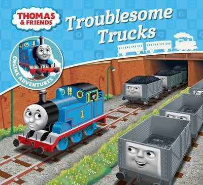 Engine Adventures - Troublesome Trucks - Toot Toot Toys