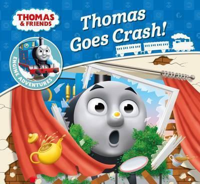 Engine Adventures - Thomas Goes Crash! - Toot Toot Toys