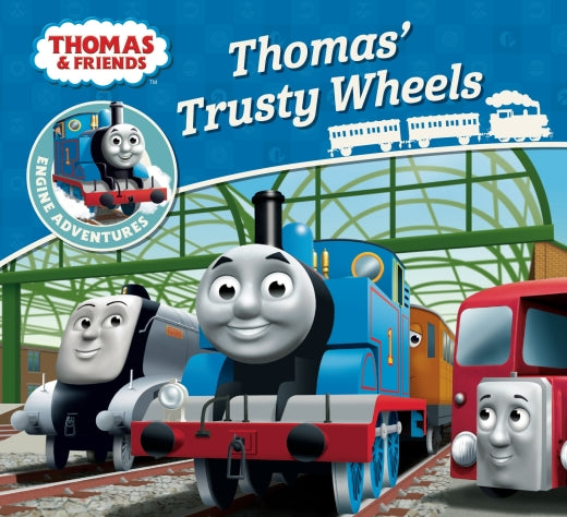 Engine Adventures - Thomas' Trusty Wheels - Toot Toot Toys