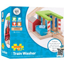 Bigjigs - Train Washer