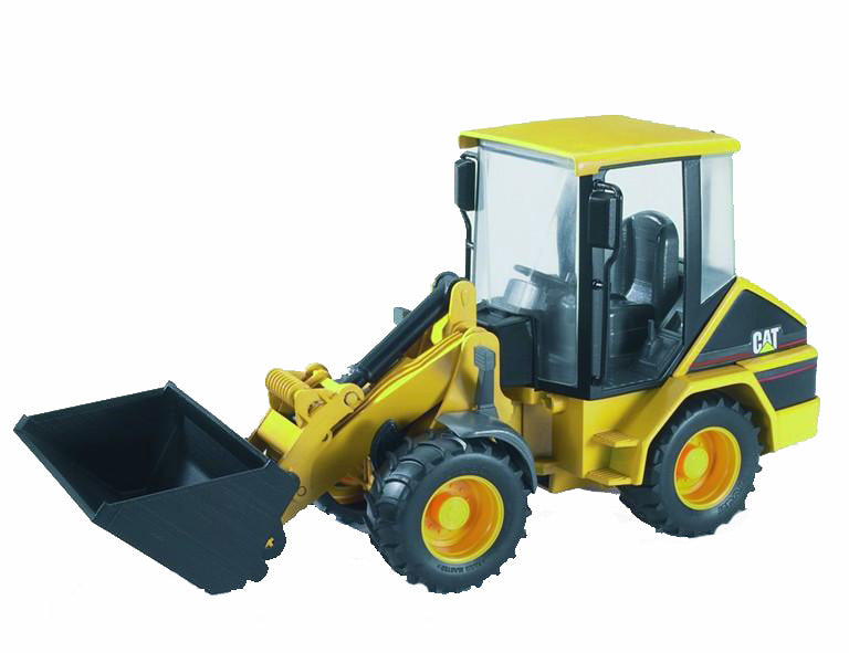 Bruder - CATERPILLAR 1:16 Compact Wheel Loader (02441) - Toot Toot Toys
