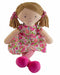 Bonikka - Fran Dames Doll with Light Brown Hair