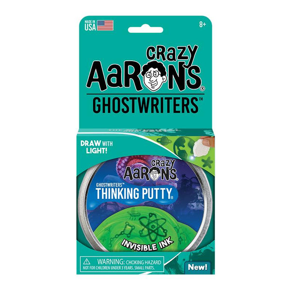Crazy Aaron's Ghostwriters - Invisible Ink 4""