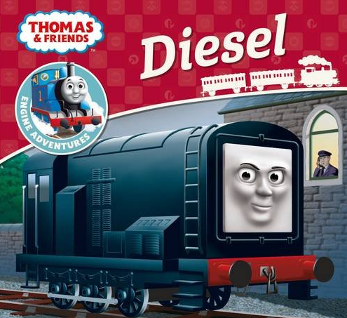 Engine Adventures - Diesel - Toot Toot Toys