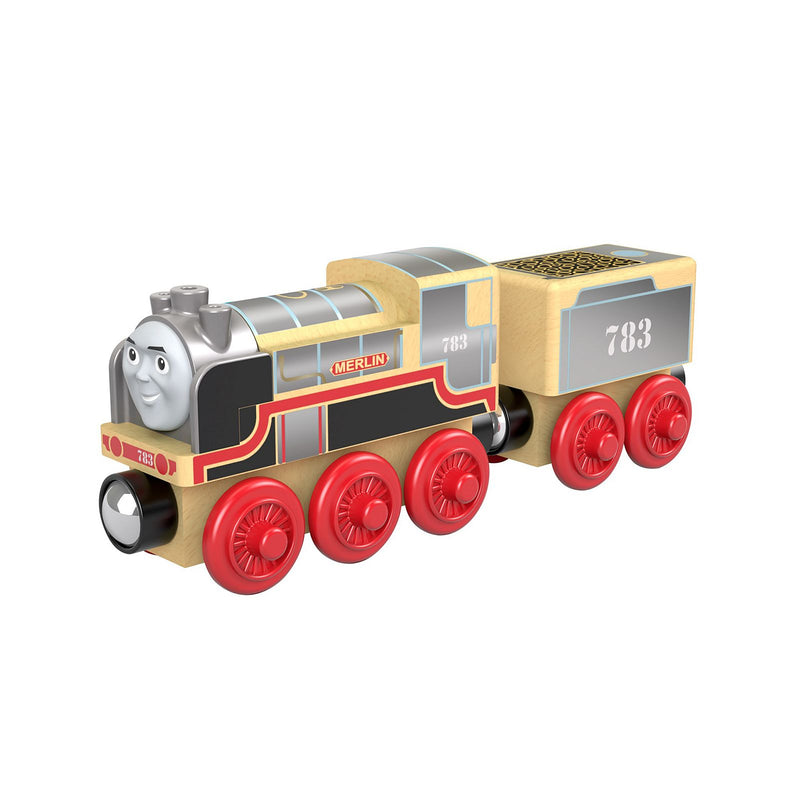 Merlin - Thomas & Friends Wooden Railway (FHM50) - Toot Toot Toys