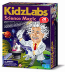 4M - KidzLabs - Science Magic - Toot Toot Toys