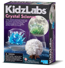 4M - KidzLabs - Crystal Science - Toot Toot Toys