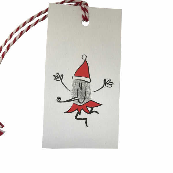 Christmas Gift Tags - Finch Creative - Elf