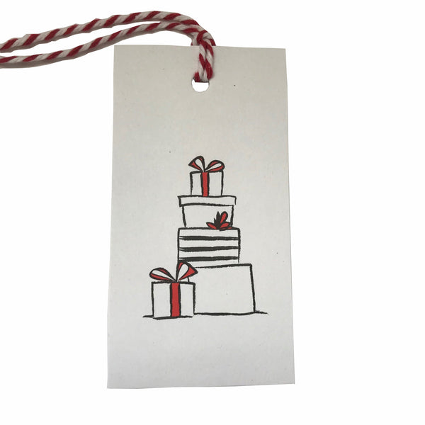 Christmas Gift Tags - Finch Creative - Presents