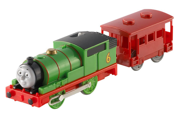 Trackmaster - Motorised Percy - Toot Toot Toys