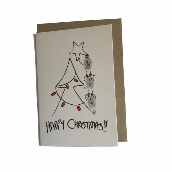 Christmas Gift Cards - Finch Creative - Deck the Halls