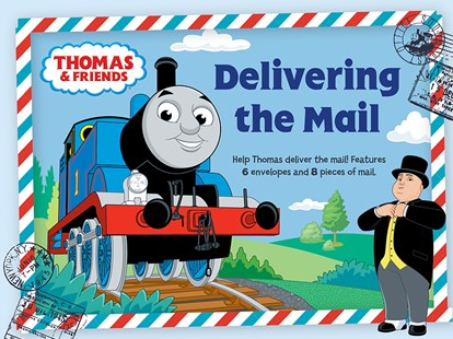 Thomas & Friends - Delivering the Mail
