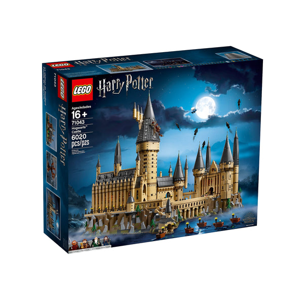 LEGO® World of Wizards - Harry Potter - Hogwarts™ Castle (71043)