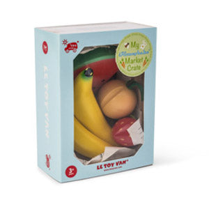 Honeybake - Market Crate - Fruit - Toot Toot Toys