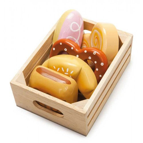 Le Toy Van Honeybake - Market Crate - Baker's Basket