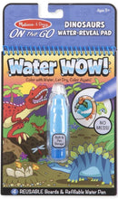 Melissa & Doug – On the Go- Water WOW! - Dinosaurs