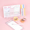Sprout and Sparrow - My Day Planner Notepad - Pink