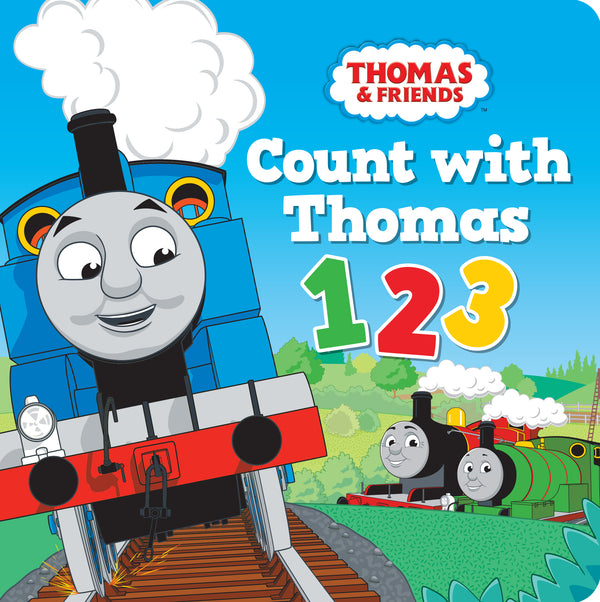Count with Thomas 1 2 3