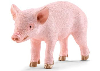 Schleich - Piglet Standing - Toot Toot Toys