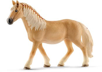 Schleich - Haflinger Mare (New) - Toot Toot Toys