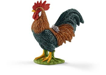 Schleich - Rooster (13825) - Toot Toot Toys