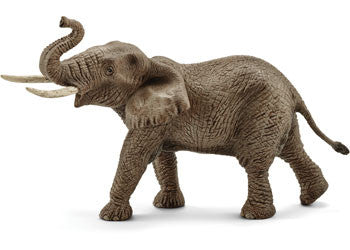 Schleich - African Elephant Male - Toot Toot Toys