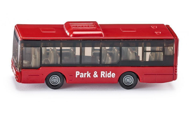 Siku - Urban City Bus (1021) - Toot Toot Toys