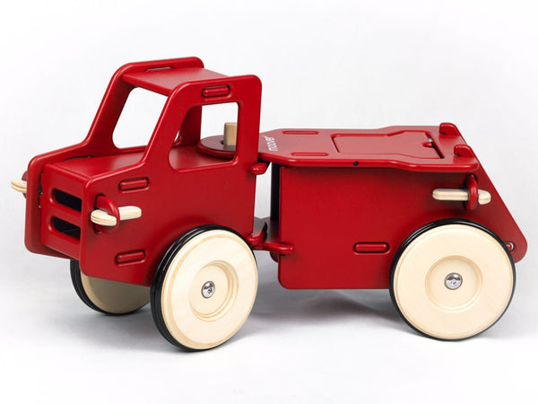 Moover - Dump Truck Solid Red