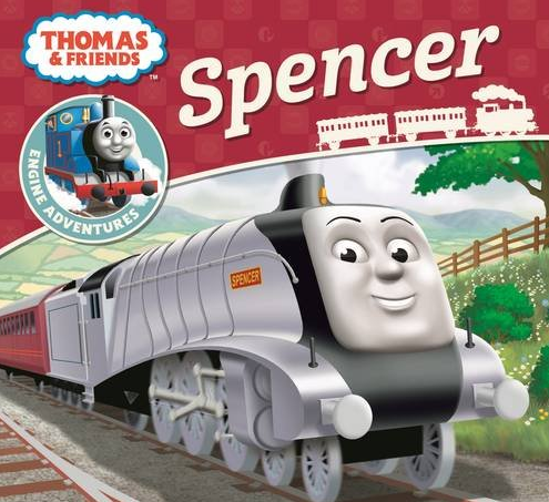 Engine Adventures - Spencer