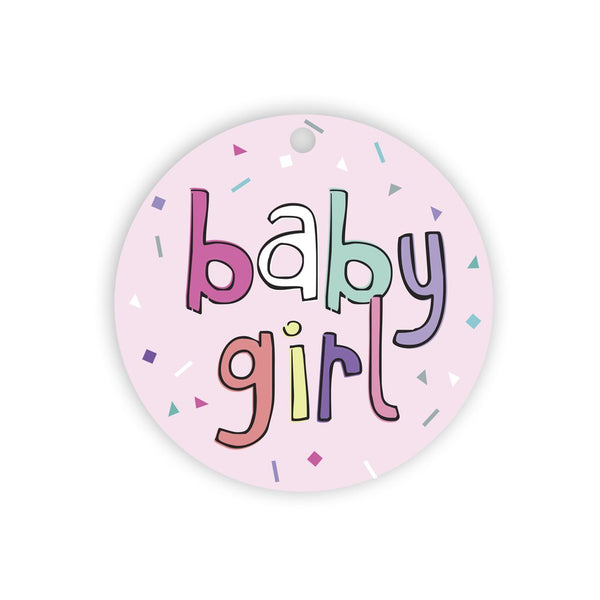 Gift Tags- Baby Girl - Toot Toot Toys