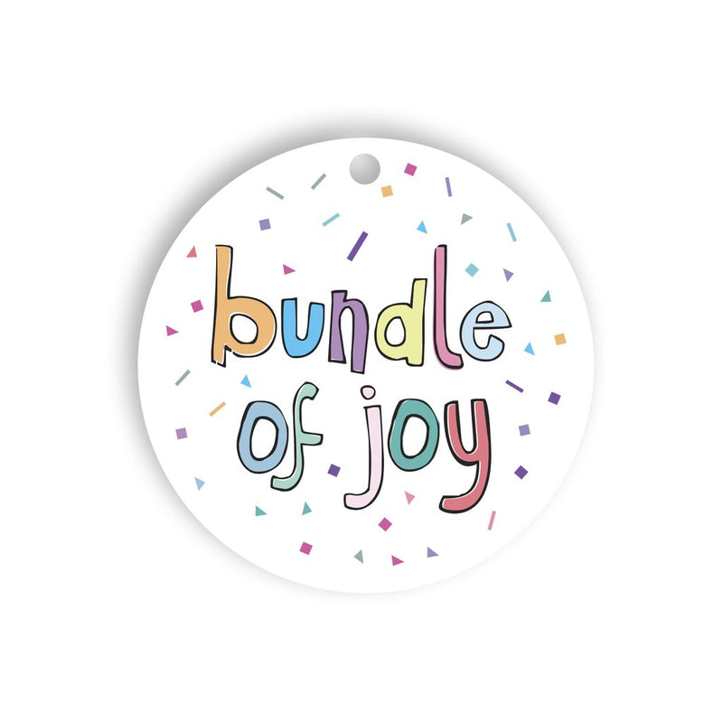 Gift Tags- Bundle of Joy - Toot Toot Toys
