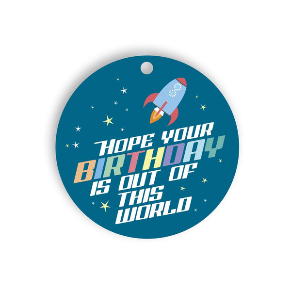 Gift Tag - Out of this World