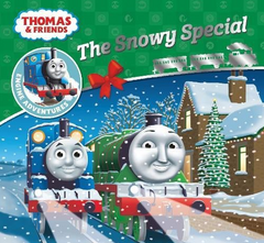 Engine Adventures - The Snowy Special