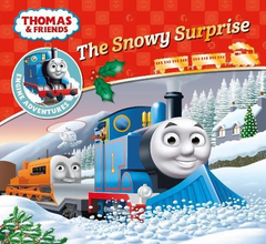 Engine Adventures - The Snowy Surprise