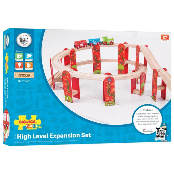 Bigjigs - High Level Expansion Pack
