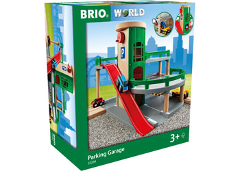 BRIO - Parking Garage (33204) - Toot Toot Toys