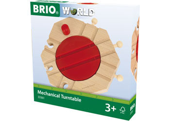 BRIO - Mechanical Turntable (33361) - Toot Toot Toys