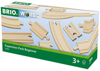 BRIO - Expansion Pack - Beginners (33401) - Toot Toot Toys