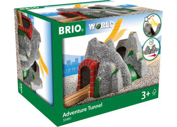 BRIO - Adventure Tunnel (33481) - Toot Toot Toys