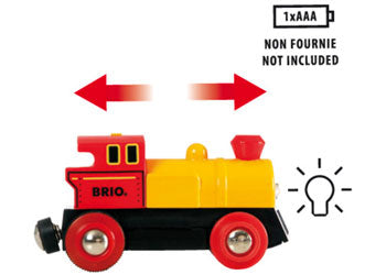 BRIO - Two-way Battery Powered Engine (33594)