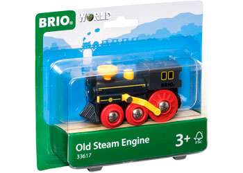 BRIO - Old Steam Engine (33617) - Toot Toot Toys