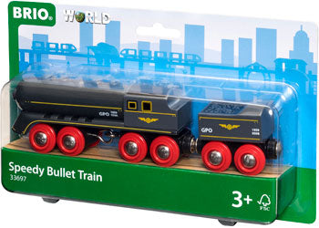 BRIO - Speedy Bullet Train (33697)